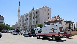 Yakınlarının haber alamadığı genç adam apart odasında ölü bulundu