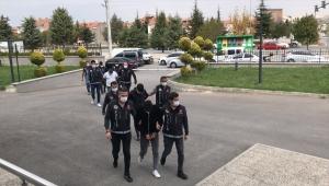 Karaman'daki uyuşturucu operasyonunda 4 tutuklama