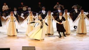 """Kayseri Kafkas Derneği """"Kültür Gecesi"""" düzenledi"""