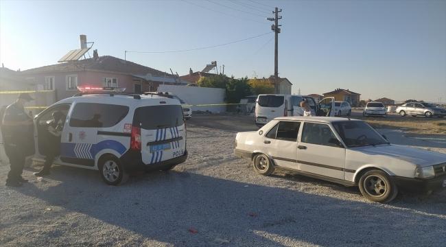 Konya'da komşu kavgasında silahlar konuştu : 1 ölü, 3 yaralı