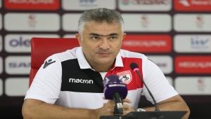 Samsunspor-Gençlerbirliği maçının ardından