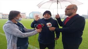 Teknik direktör Hikmet Karaman, Emre Demir'in Barcelona'ya transferini değerlendirdi:
