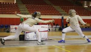Gençler Epe, Flöre ve Kılıç Açık Turnuvası, Konya'da sona erdi
