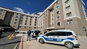 Konya'da 6. kattan merdiven boşluğuna düşen 16 yaşındaki çocuk öldü