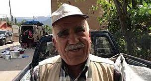 Aşık Mehmet Amerika'ya isyanını dizelere döktü
